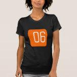 #6 Orange Square Tees