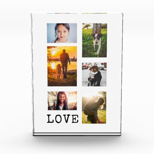 6 Photo Frame Collage