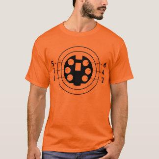 6 PIN NERD CONNECTOR T-Shirt