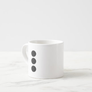 6 Pips Espresso Cup