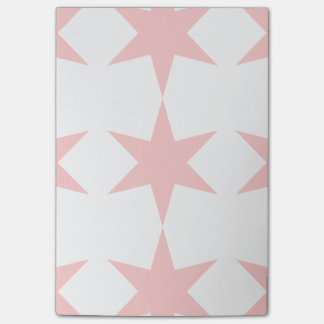 6-Pointed Chicago Flag Red Star Post-it® Notes