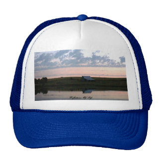 6, Reflections Of Life Trucker Hat