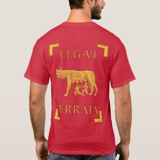 6 Roman Legio VI Ferrata Vexilla T-Shirt