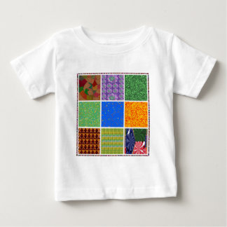6 TEMPLATE Colored easy to ADD TEXT and IMAGE gift Infant T-shirt