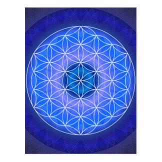 6 The third eye chakra created by Tutti Postcard