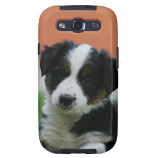 6 Week Old Border Collie Galaxy SIII Covers