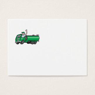 Cartoon truck business cards templates zazzle for Cartoon business cards