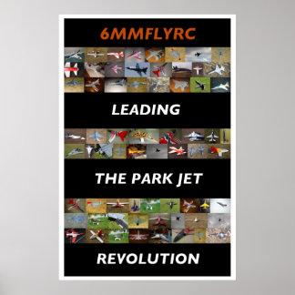 6mmFlyRC Dealer Poster