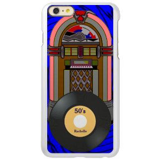 6plus music monogrammed incipio feather shine iPhone 6 plus case