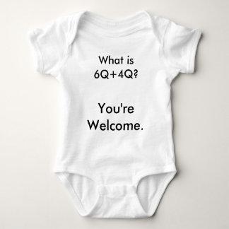 6Q+4Q. BABY BODYSUIT