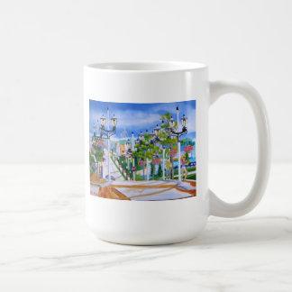 6th Ave in Kenosha Wisconsin. Coffee Mug