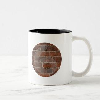 6th Birthday Graffiti Gifts Two-Tone Coffee Mug