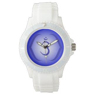 6th Chakra - Intuition Chakra - Ajna Wrist Watch