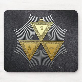 6th Degree: Intimate Secretary Mousepads