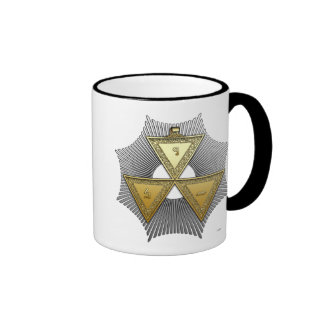 6th Degree: Intimate Secretary Coffee Mugs