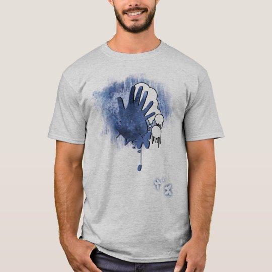 6th Finger Design T-Shirt