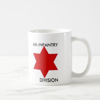 6th INFANTRY DIVISION Coffee Mug