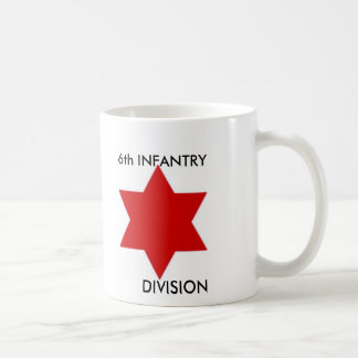6th INFANTRY DIVISION Coffee Mugs