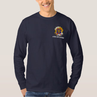 6th Infantry Division Long Sleeve Tee