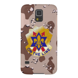 "6th Infantry Division ""Sight Seein' Sixth"" Camo Galaxy S5 Cover"