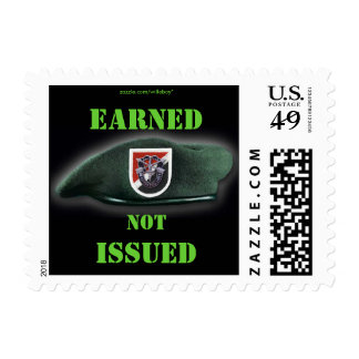 6th Special Forces group vet vc sfga sfghq Postage