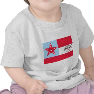 6th Texas Cavalry Flag Tshirts