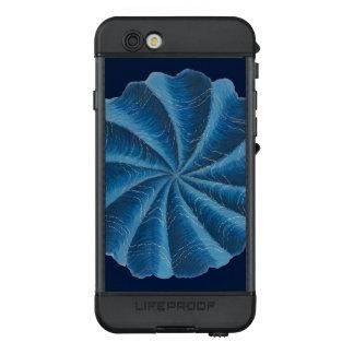 6th-Third Eye Chakra #1 Indigo Mixed Media LifeProof NÜÜD iPhone 6s Case