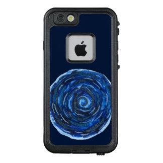 6th-Third Eye Chakra #2 Clearing Artwork LifeProof FRĒ iPhone 6/6s Case