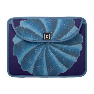 6th-Third Eye Chakra Clearing Artwork #1 Sleeve For MacBooks