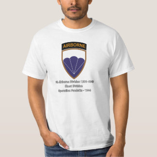 6to Camiseta fantasma de la división de la Camisas