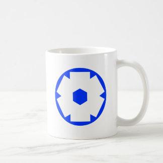 6to comando del servicio del área de cuerpo 3d taza de café