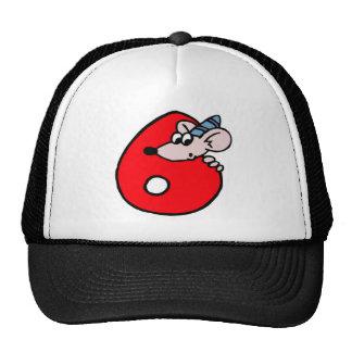 6tos regalos de cumpleaños del ratón lindo gorras
