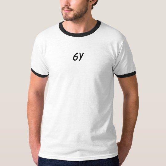 "6Y --""sexy"" T-Shirt"
