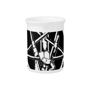 70000tons of Metal Cruise Wedding Drink Pitcher