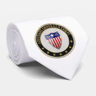 [700] Adjutant General's Corps Branch Insignia [3D Tie