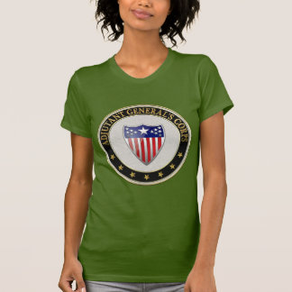[700] Adjutant General's Corps Branch Insignia [3D T Shirts