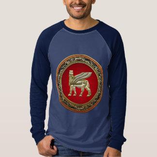 [700] Babylonian Winged Bull Lamassu [3D] T-Shirt