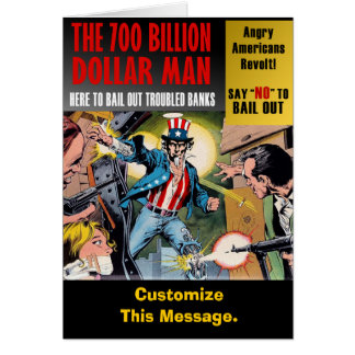 $700 Billion Dollar Man Card