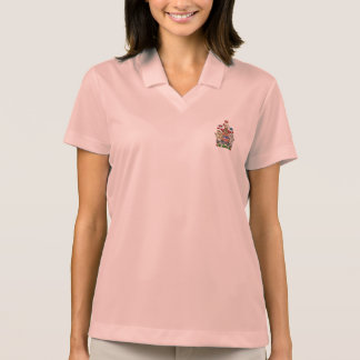 [700] Canada Coat of Arms [3D] Polo Shirt