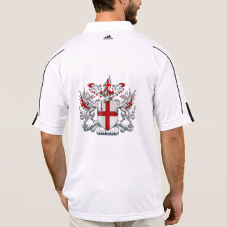 [700] City of London - Coat of Arms Polo Shirt