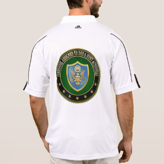 [700] DOD & Joint Activities CSIB Special Edition Polo T-shirt