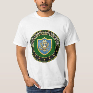 [700] DOD & Joint Activities CSIB Special Edition Shirt