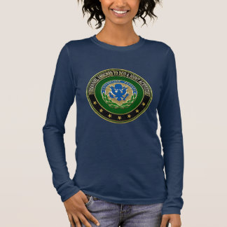[700] DOD & Joint Activities DUI Special Edition Long Sleeve T-Shirt