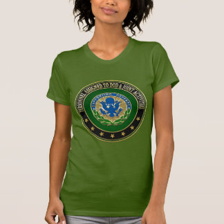 [700] DOD & Joint Activities DUI Special Edition Tshirts
