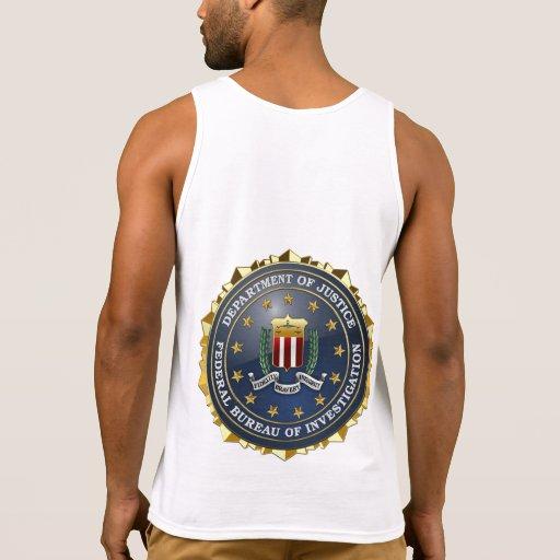 [700] FBI Special Edition Tanktop