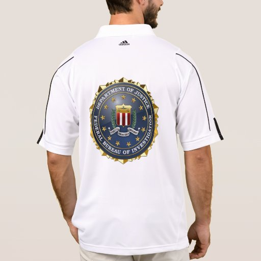 [700] FBI Special Edition Polo T-shirts