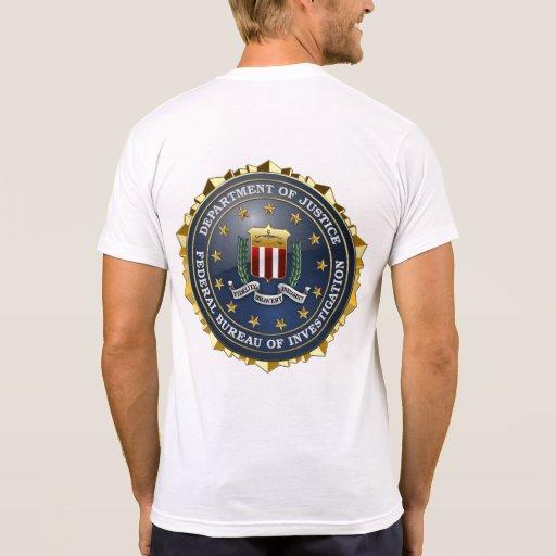 [700] FBI Special Edition Tshirts