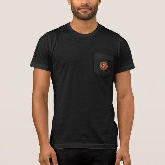[700] Golden Skull T-Shirt