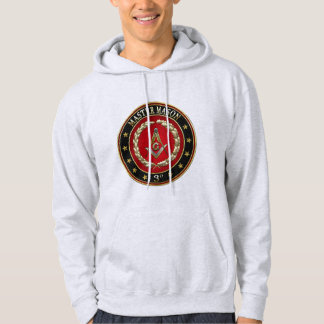 [700] Master Mason, 3rd Degree [Special Edition] Hoodie