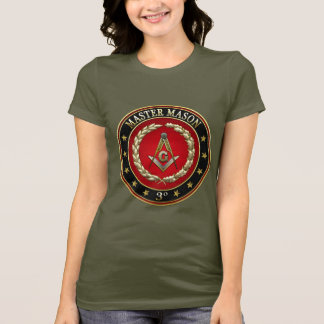 [700] Master Mason, 3rd Degree [Special Edition] T-Shirt